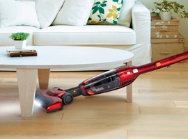 Hand vacuum cleaners