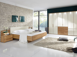 Bedrooms and beds